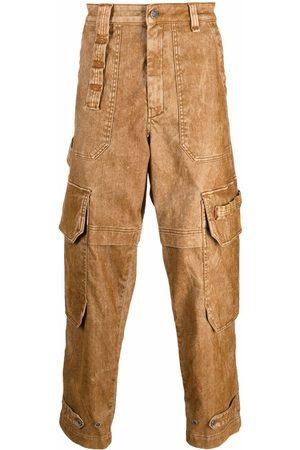 Diesel D-Multy JoggJeans tapered jeans - Neutrals