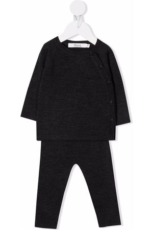 BONPOINT Sets - Tienzo wool track-set - Grey