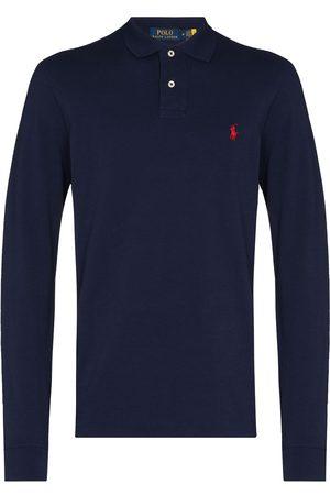 Polo Ralph Lauren Men Polo Shirts - Polo Pony long-sleeve polo shirt