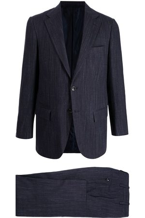 Kiton Men Suits - Single-breasted tailored suit