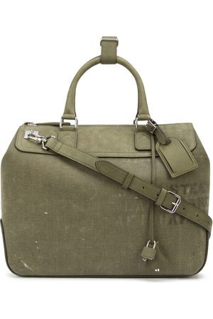 READYMADE Luggage - Printed canvas holdall