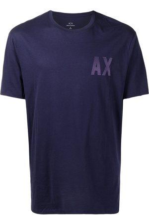 Armani Logo-print short-sleeve T-shirt