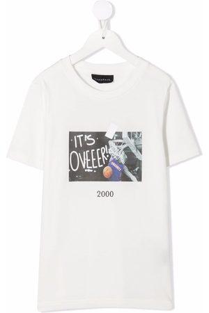 Throwback. Kids Vince Carter photo T-shirt