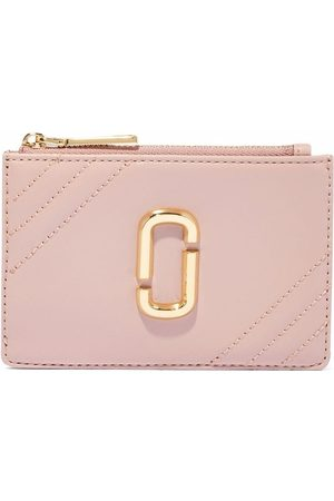 Marc Jacobs The Glam Shot leather wallet
