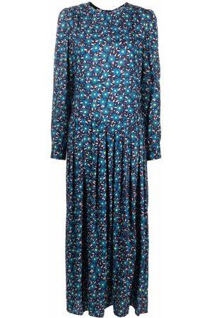 Love Moschino Women Printed Dresses - Floral-print maxi dress