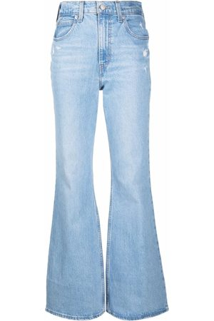 Levi's 70's high-flare jeans