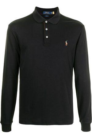 Polo Ralph Lauren Men Polo Shirts - Polo Pony cotton polo shirt