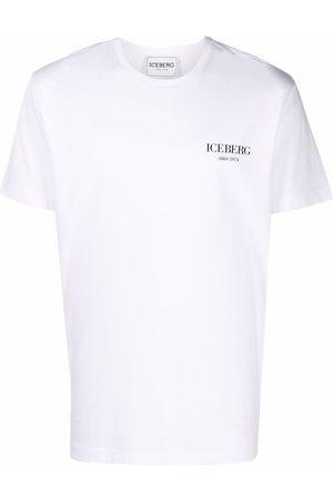 Iceberg Men Short Sleeve - Logo short-sleeve t-shirt