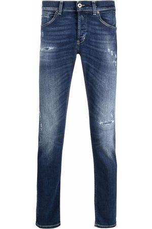 DONDUP Men Slim - Stonewash slim-leg jeans