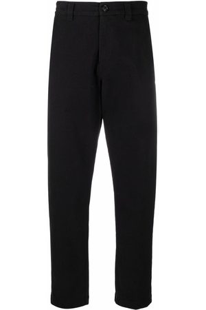 FAY Cropped tailored trousers