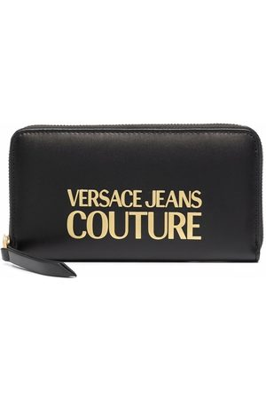 Versace Jeans Couture Logo-lettering wallet