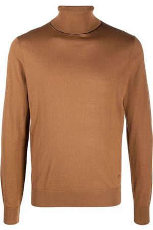 PS Paul Smith Roll neck knitted jumper