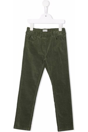 Il gufo Slim-cut trousers
