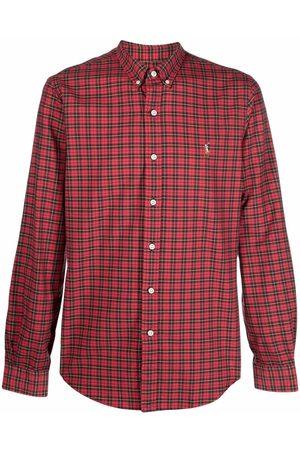 Polo Ralph Lauren Men Shirts - Plaid print shirt