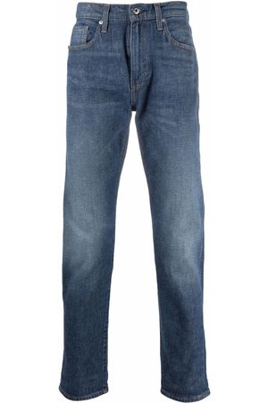 Levi's: Made & Crafted Mid-rise tapered jeans
