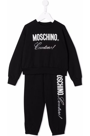 Moschino Logo tracksuit set