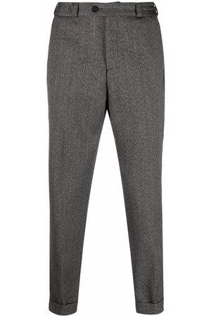 Pt01 Slim-cut chinos - Grey