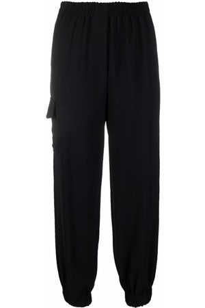 Blanca Vita Cropped tailored trousers