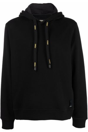 Fendi Drawstring hooded sweatshirt