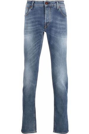 Hand Picked Ravell slim-fit straight jeans