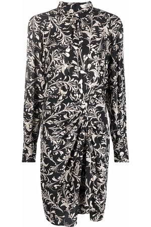Isabel Marant Étoile Floral-print gathered dress