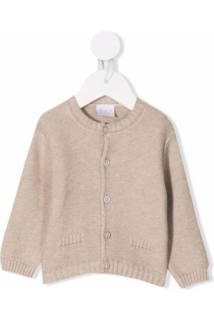 Paz Rodriguez Buttoned wool-cashmere cardigan