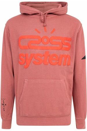 Travis Scott Cross System hoodie
