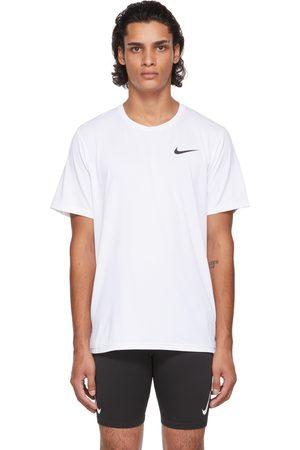 Nike White Pro Dri-FIT T-Shirt