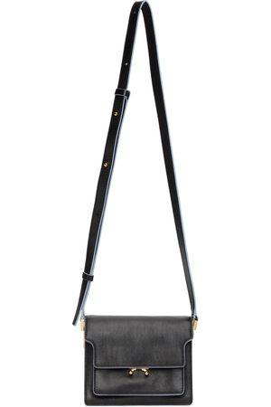 Marni Black Soft Mini Trunk Bag