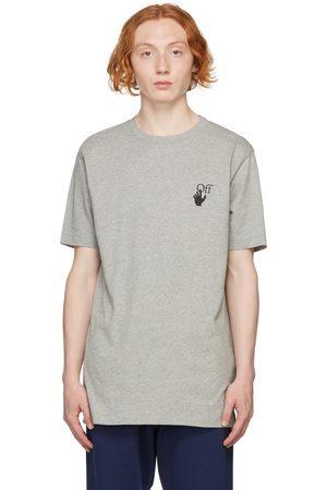 OFF-WHITE Men T-shirts - Slim Degrade Arrow T-Shirt