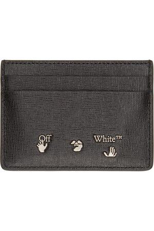 OFF-WHITE 3D Diag Card Holder
