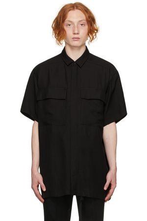 Fear of God Men Short sleeves - Crepe Short Sleeve Shirt