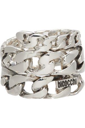 EMANUELE BICOCCHI Spiral Chain Ring