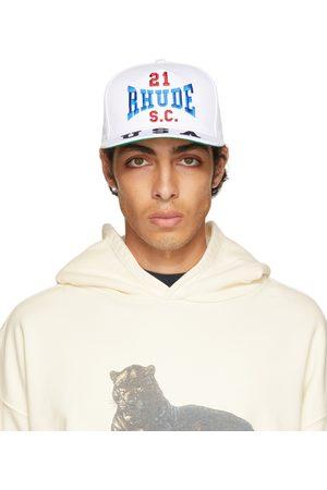 Rhude White RSC Cap