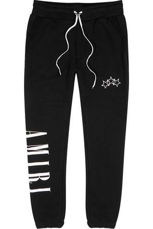 AMIRI Logo cotton sweatpants