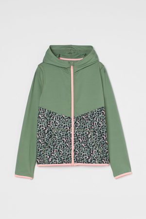 H & M Hooded Track Jacket