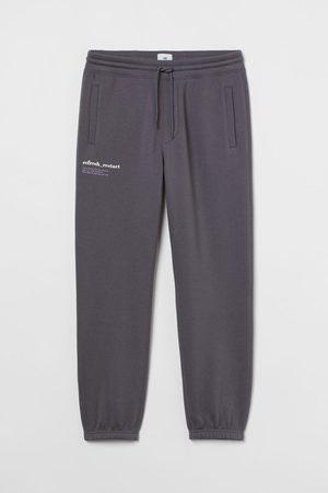 H & M Regular Fit Joggers