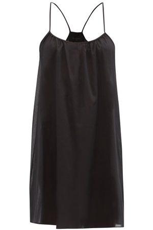 Loup Charmant Women Casual Dresses - Mini Slip Cotton Dress - Womens