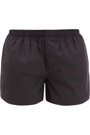 WARDROBE.NYC Release 07 Cotton-poplin Shorts - Womens