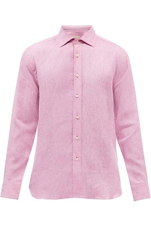 120% Lino Linen Shirt - Mens
