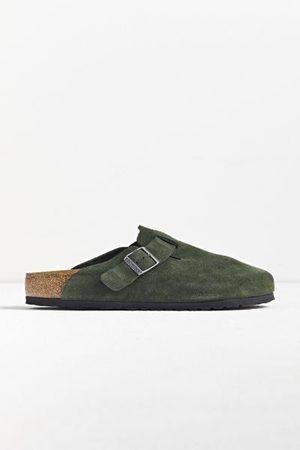 Birkenstock Soft Footbed Suede Clog
