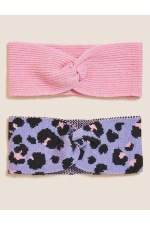 Girls Headbands - Kids' 2pk Headbands (12 Mths