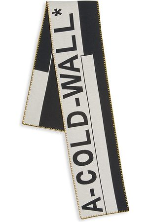 A-cold-wall* Large Logo Scarf