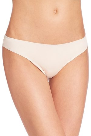 Hanro Women Thongs - Invisible Cotton Thong
