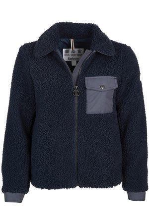 Barbour Women Fleece Jackets - Coastal Birling Faux Fur Fleece