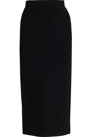 Wayf Colby Knit Pencil Skirt