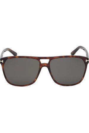 Tom Ford 59MM Geometric Sunglasses