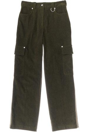 Helmut Lang Corduroy Cargo Pants