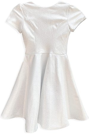 Un Deux Trois Girls Dresses - Girl's Fit-&-Flare Dress