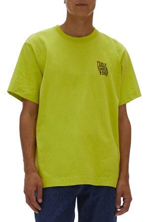 Helmut Lang Men Short Sleeve - Warp Short Sleeve T-Shirt